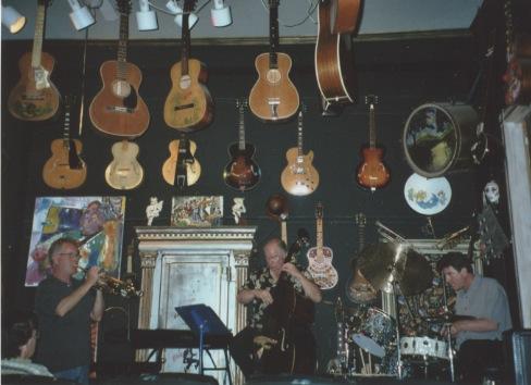 Steve's Guitars
